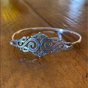 "Retired James Avery ""Sorrento"" Bracelet"